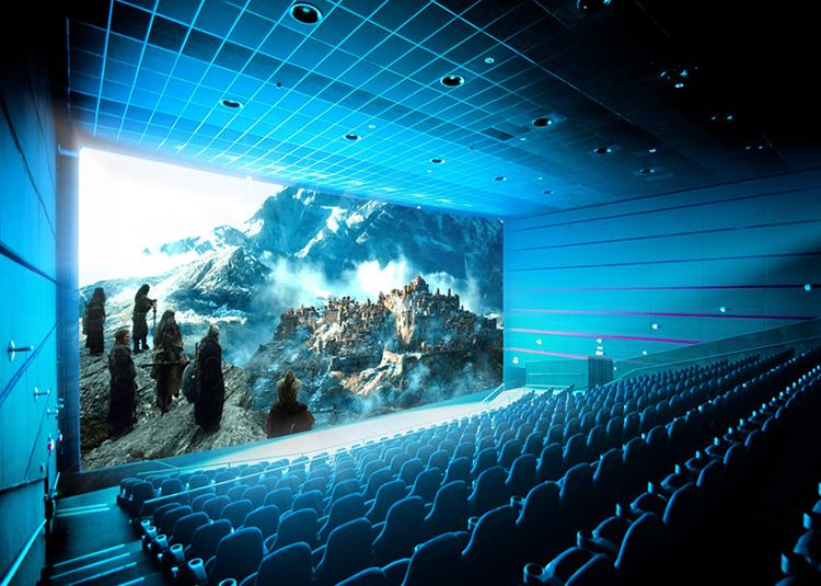 IMAX планирует открыть сеть кинотеатров виртуальной реальности