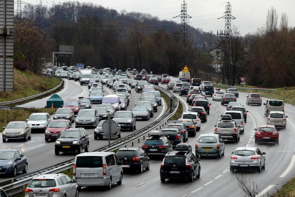 Зафевраль германский рынок автомобилей продемонстрировал спад в3%