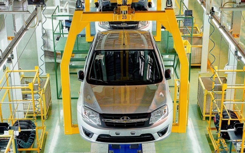 «АвтоВАЗ» откроет собственный завод вКазахстане через три года