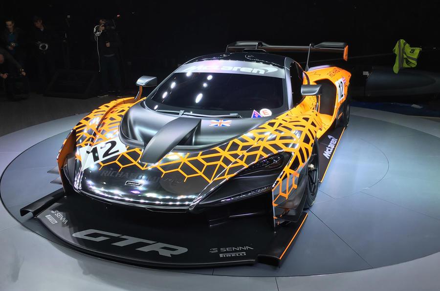Врекламу гиперкара McLaren включили кадры сАйртоном Сенной