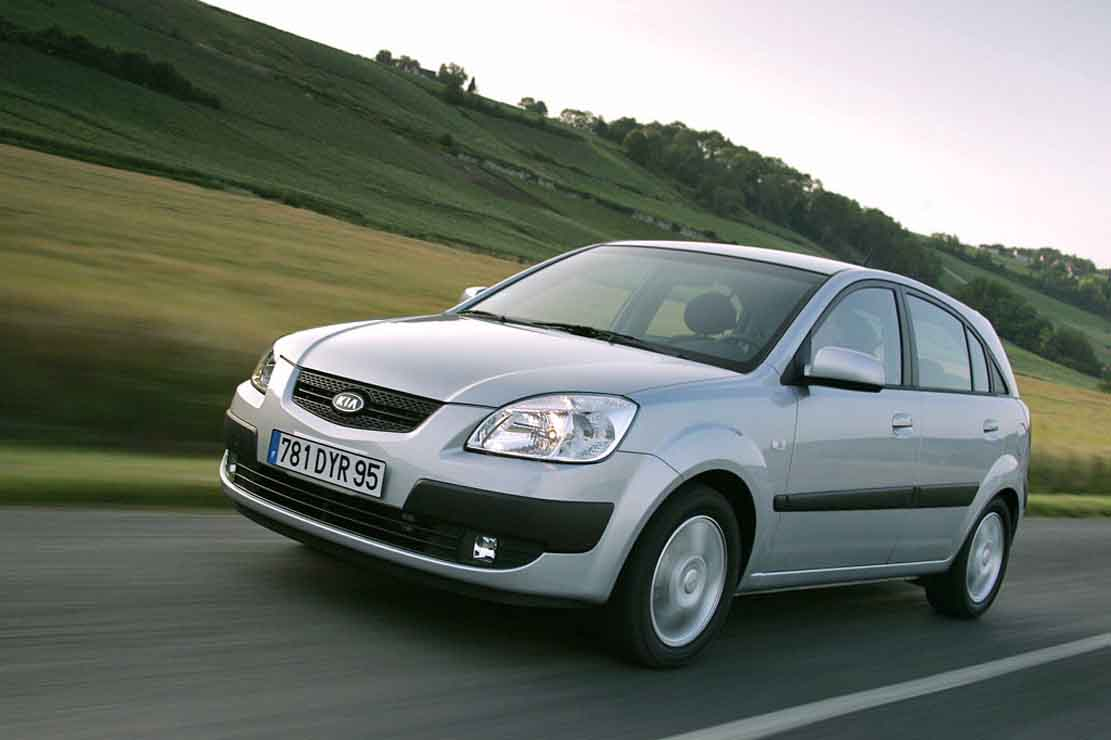 Каждый десятый автомобиль Киа кконцу зимы приобретен корпоративными покупателями