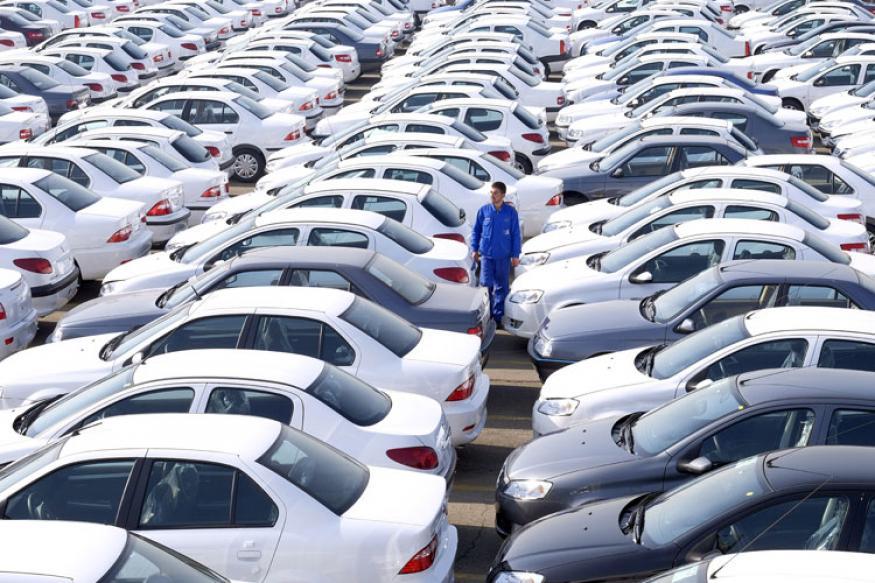 В прошлом году россияне потратили на подержанные машины 2,3 трлн рублей
