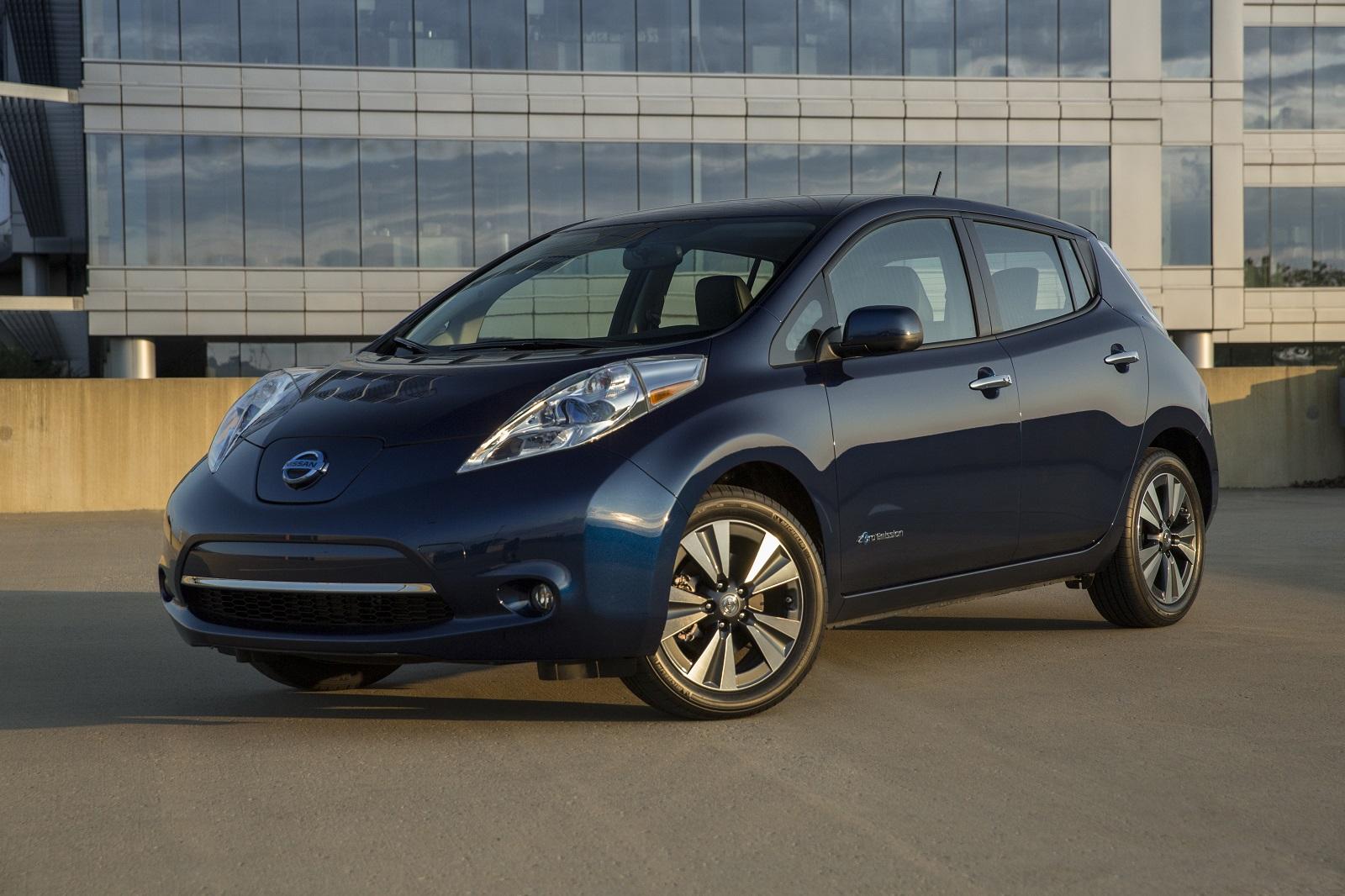 В Украине увеличивается спрос на полностью электрические авто