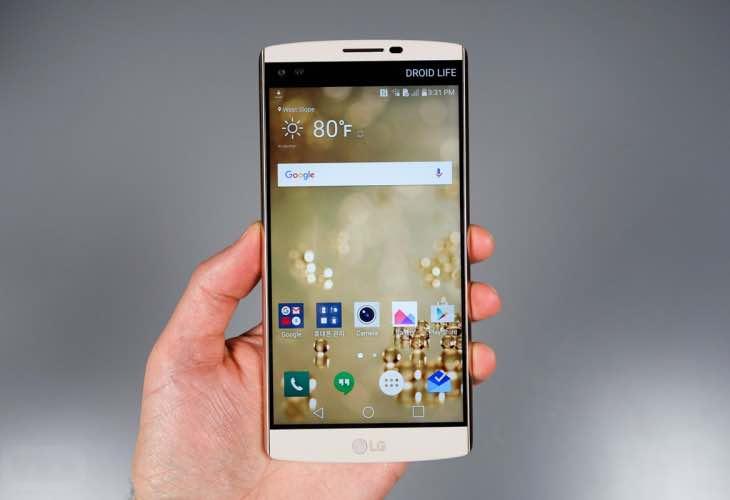 Стартовые продажиLG G6 на30% выше характеристик G5