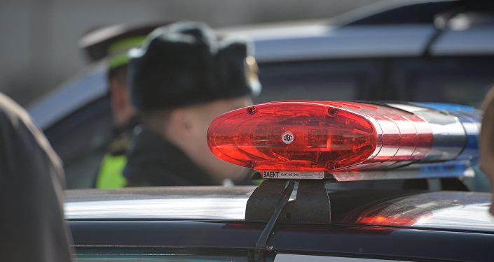 В столице России шофёр Mercedes сбил женщину сребенком-инвалидом