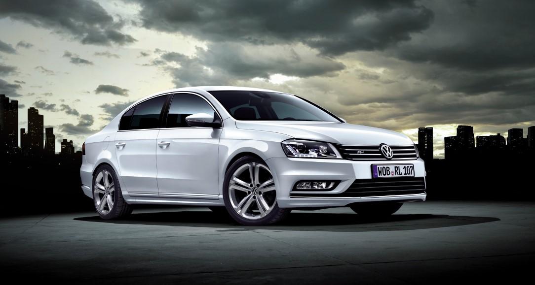 В текущем году на рынке Европы появится обновленная версия седана Фольксваген Passat