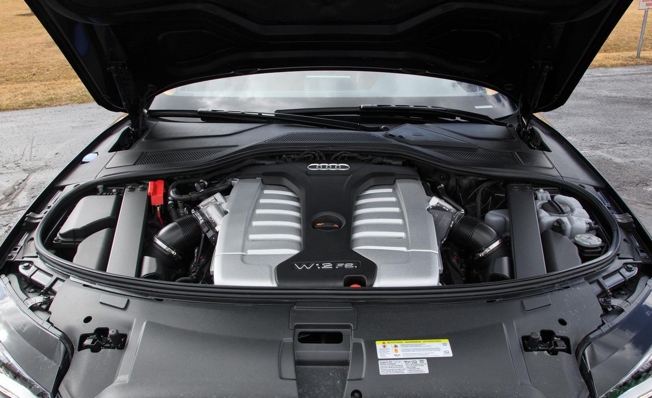 БМВ и Ауди навсегда откажутся от12-цилиндровых моторов