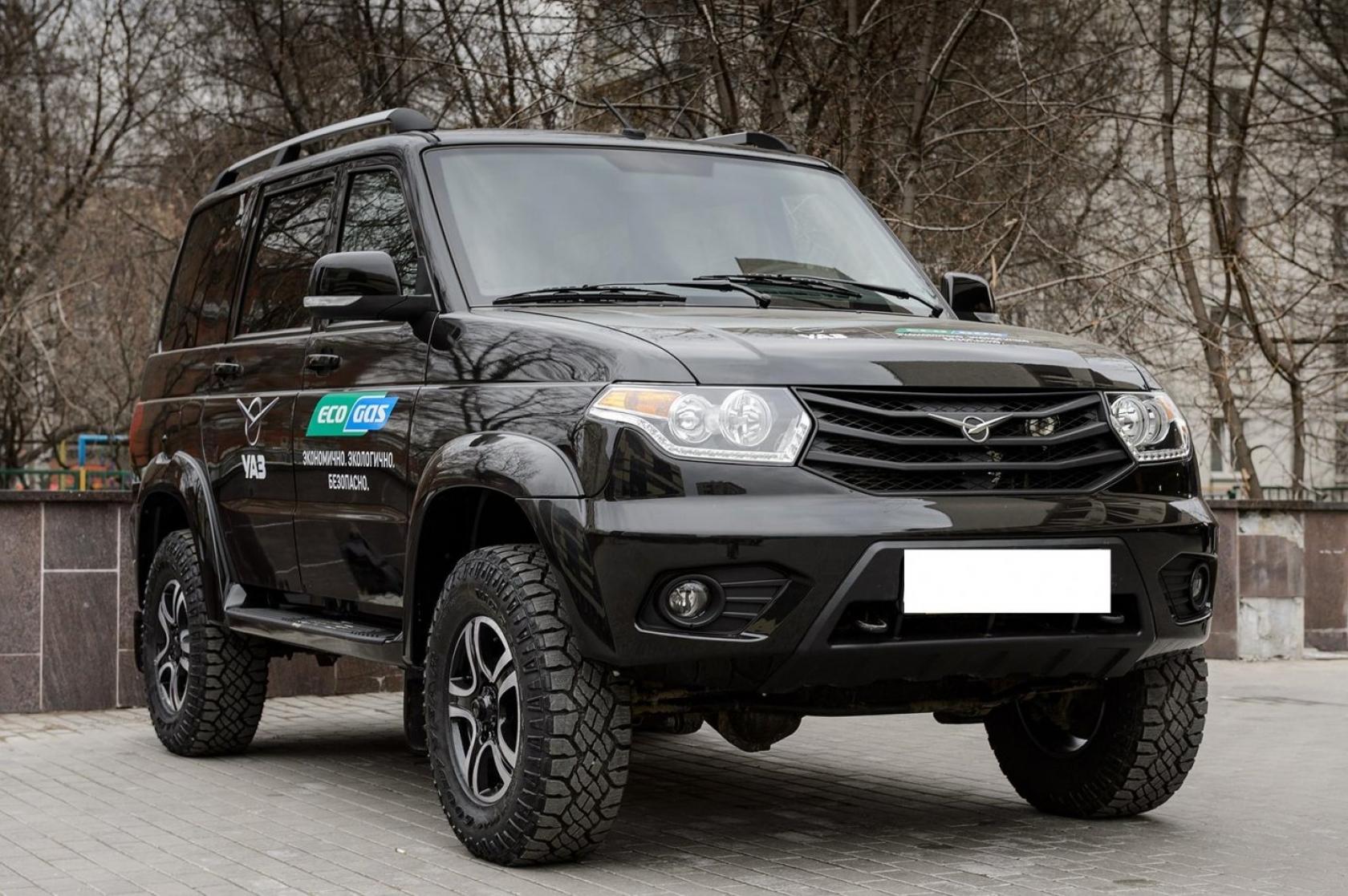«УАЗ» планирует возобновление официальных продаж джипов вИталии