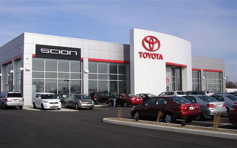 Продажи Тойота в РФ всередине зимы возросли на3%