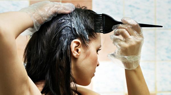 Ученые создали изграфена безопасную краску для волос