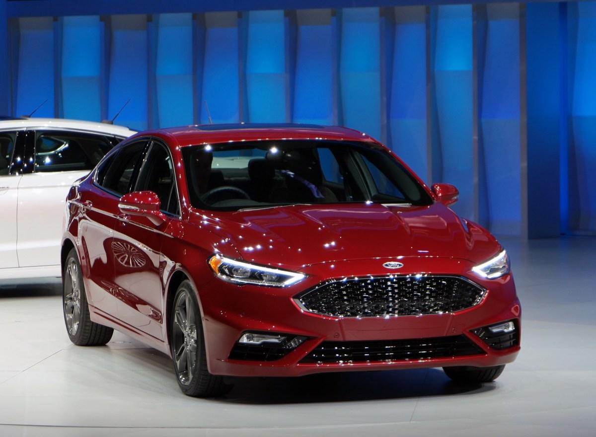 Седан Ford Fusion 2019 модельного года получит ряд обновлений