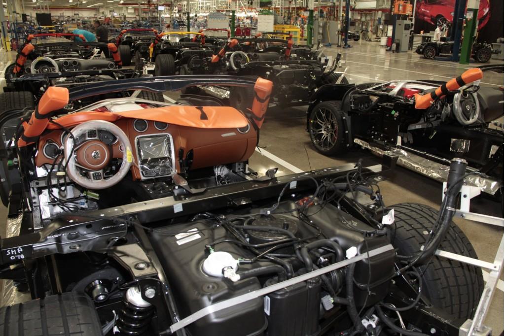 Фиат Chrysler превратит собственный завод вДетройте вмузей иделовой центр
