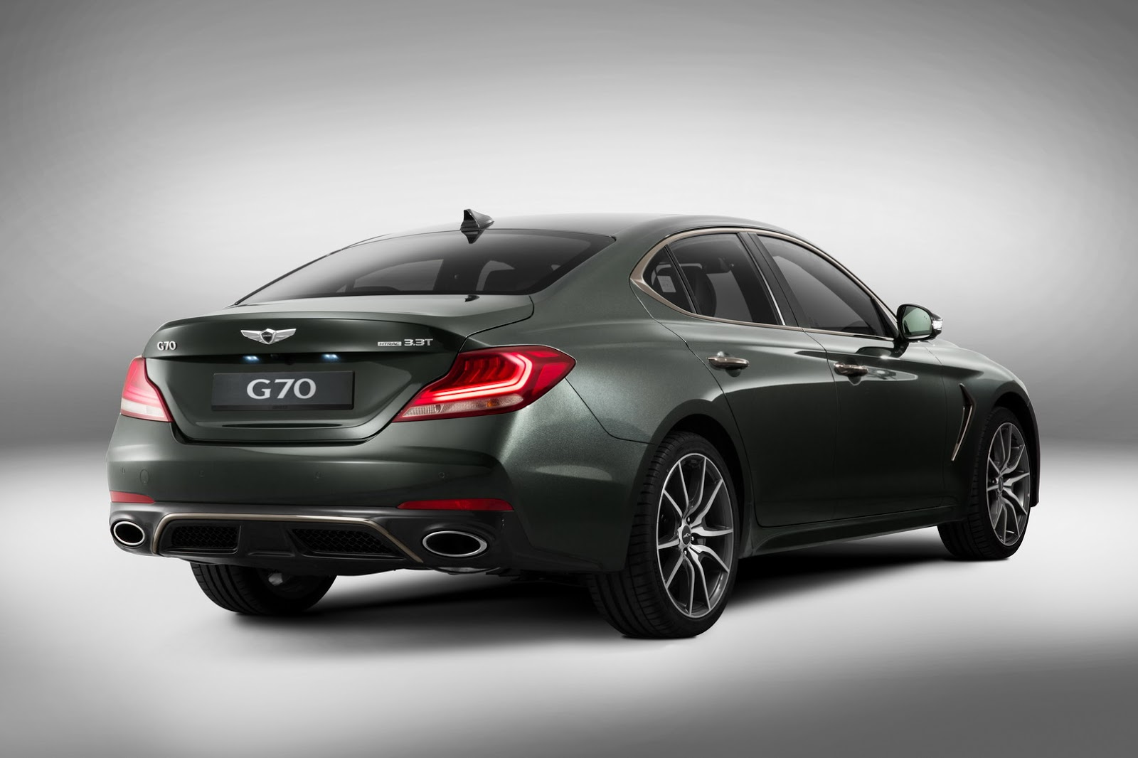 Новый Genesis G70 появится в Российской Федерации ксередине весны