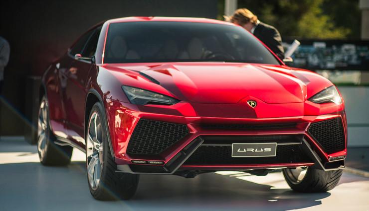 Lamborghini установила новый рекорд попродажам вследующем году
