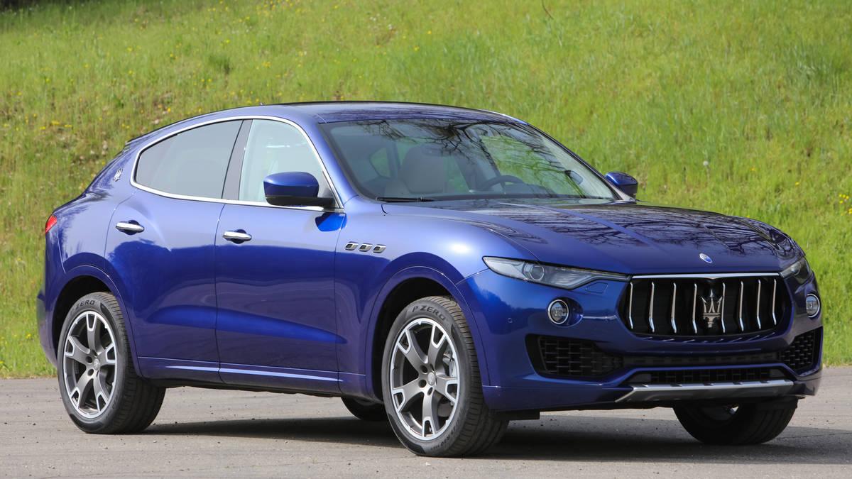 Maserati отзывает 3 299 кроссоверов Levante в США