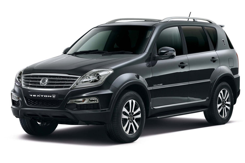Вгосударстве Украина стартовал прием предзаказов наавтомобиле Сан Ёнг Rexton WPrestige