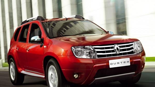 Внедорожник Renault Duster стал самым продаваемым в РФ в начале года