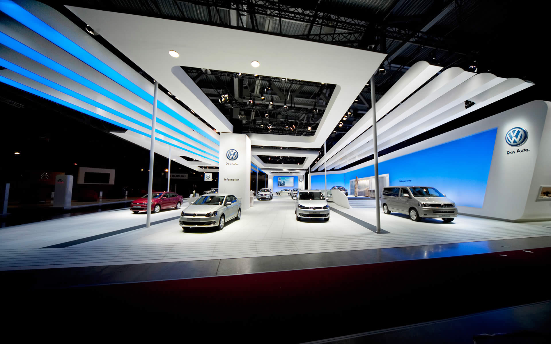 Стали известны даты проведения интернационального московского автомобильного салона