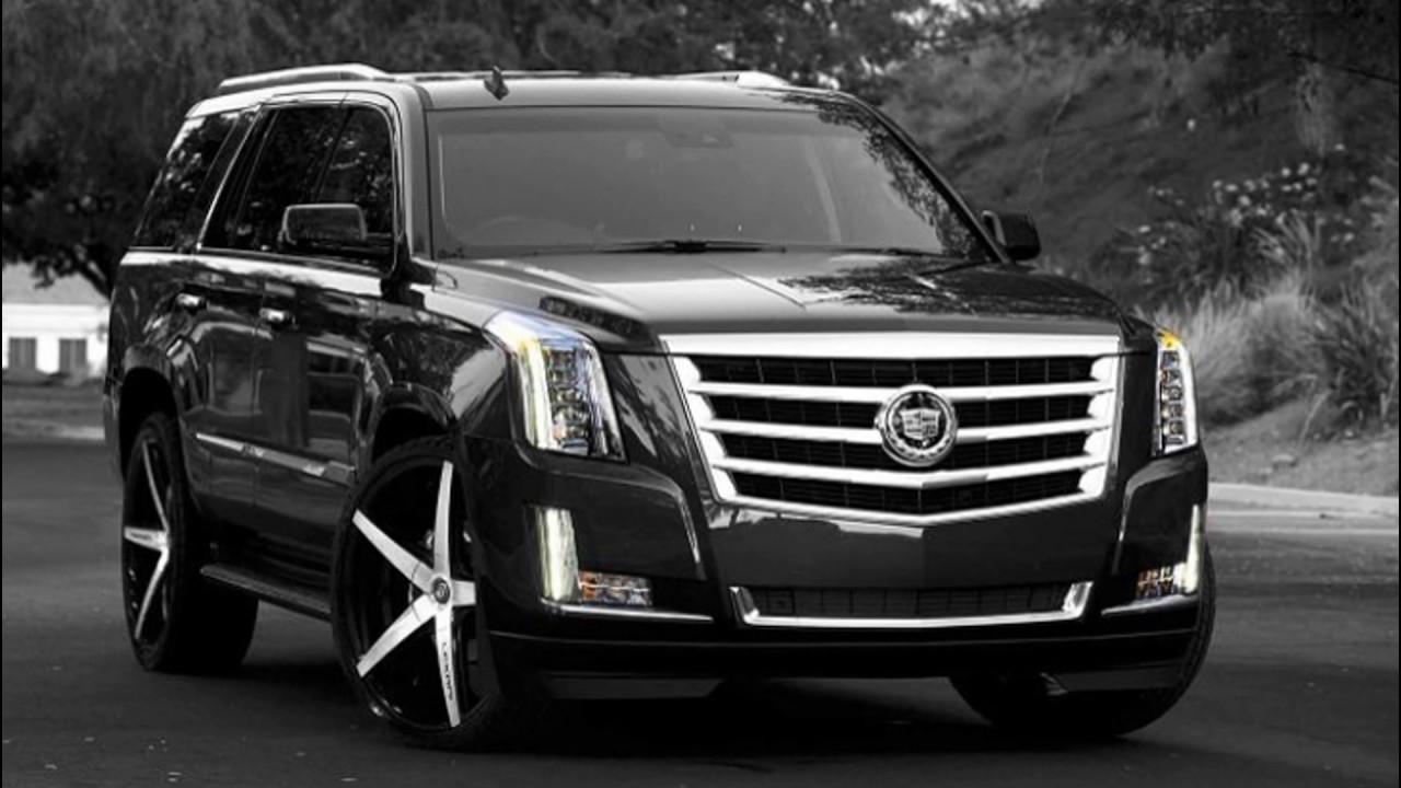 Вседорожный автомобиль Escalade остается бестселлером кадилак вРФ