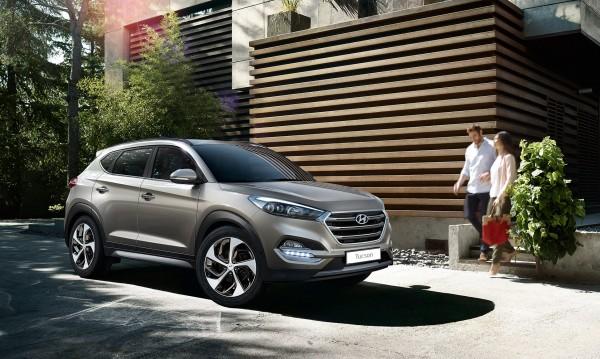 Hyundai готовится выпустить улучшенную модель Tucson