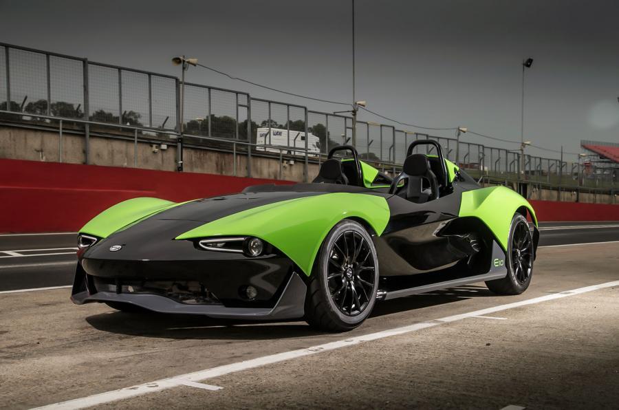 Производитель спорткаров Zenos спасся отбанкротства