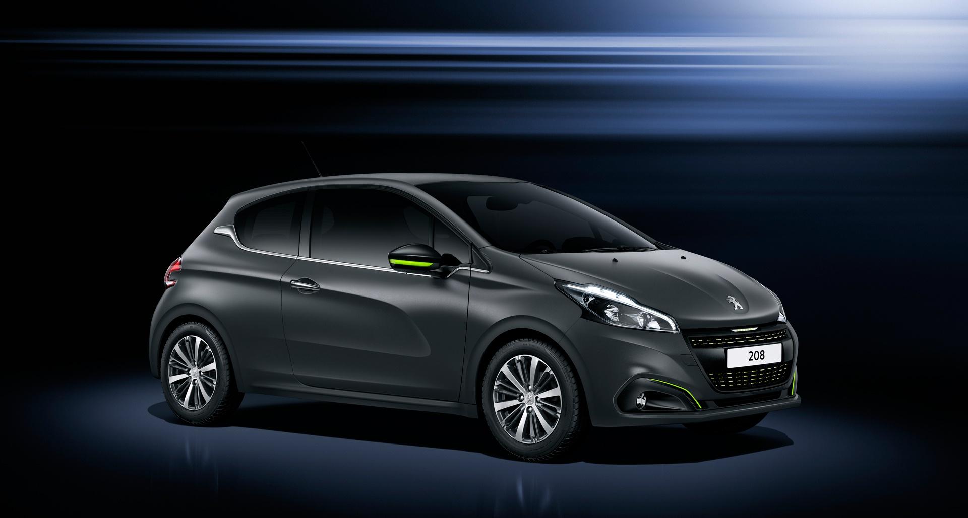 ВБритании начался прием заказов нахэтчбек Peugeot (Пежо) 208