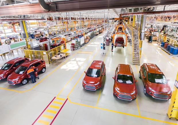 Форд видит самые большие перспективы работы на русском рынке