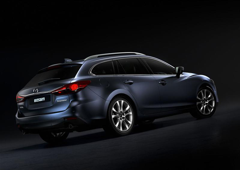 Mazda6 кконцу зимы возглавила рейтинг продаж D-сегмента российского рынка