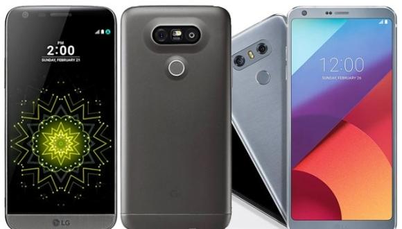 Названа стоимость флагманского телефона LGG6 для Российской Федерации