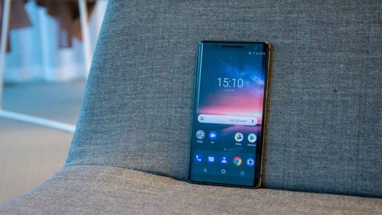 На рынке появился смартфон Nokia 8 Sirocco