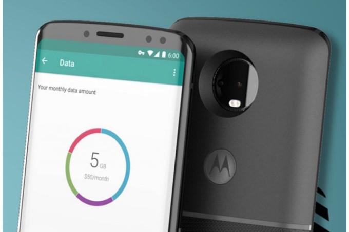 В сети появились рендеры смартфона Moto Z3 Play
