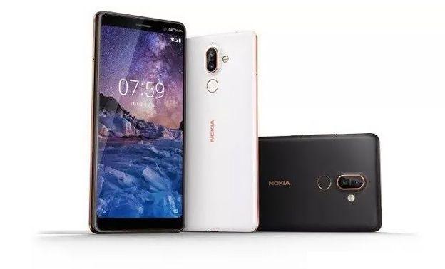В России появится смартфон Nokia 7 Plus