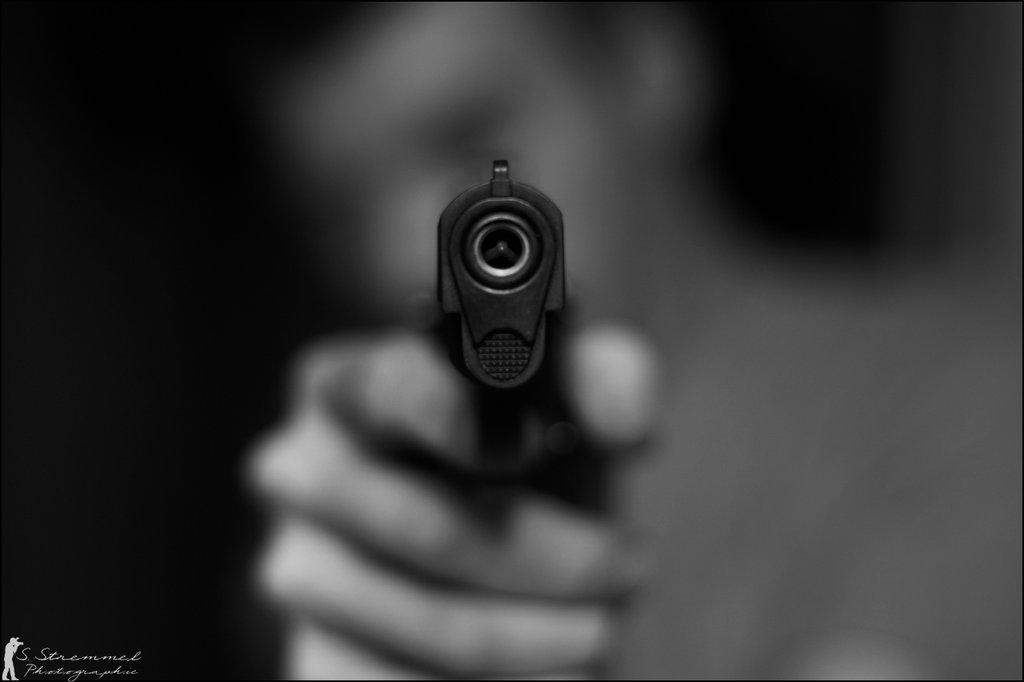 Барнаулец застрелил женщину неподалеку от шоссе Ленточный бор