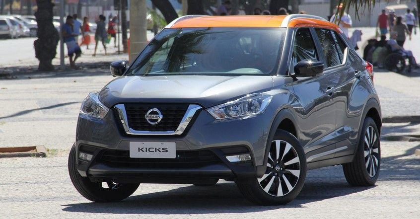 В Сети опубликованы первые снимки нового кроссовера Nissan Kicks