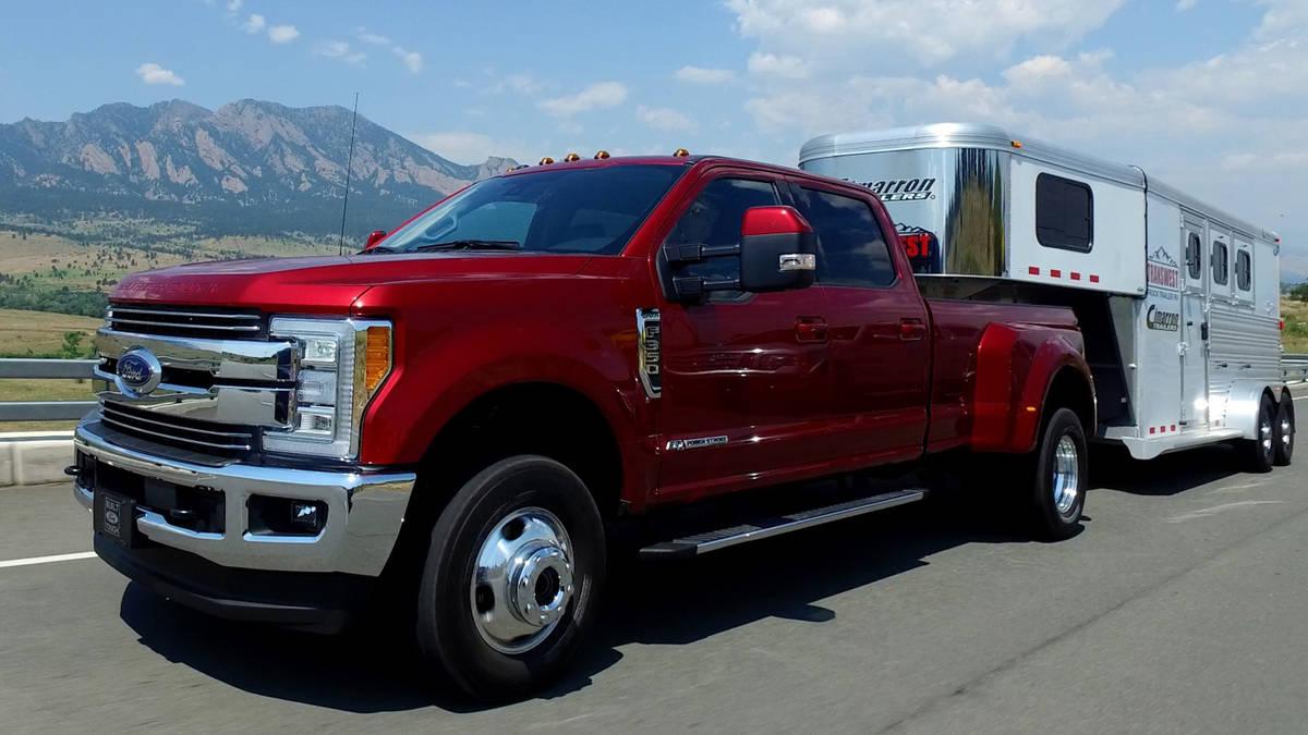 Ford Motor отзывает в Северной Америке 52,6 тысячи пикапов F-250