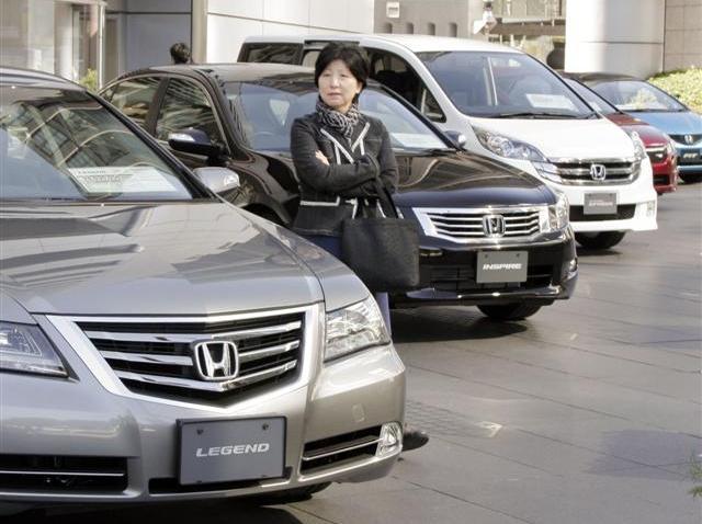 Автомобильный рынок Японии в марте упал на 2,7
