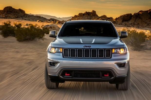 Jeep готовит кпремьере концептуальный автомобиль нового джипа