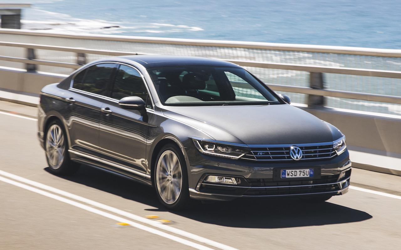 VW поднял цены насемейство Passat в Российской Федерации