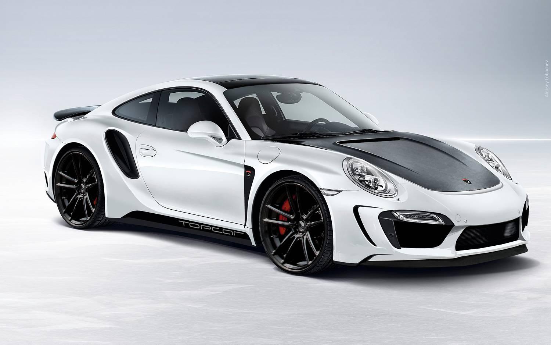 Topcar сделает три карбоновых Порш 911 Turbo S