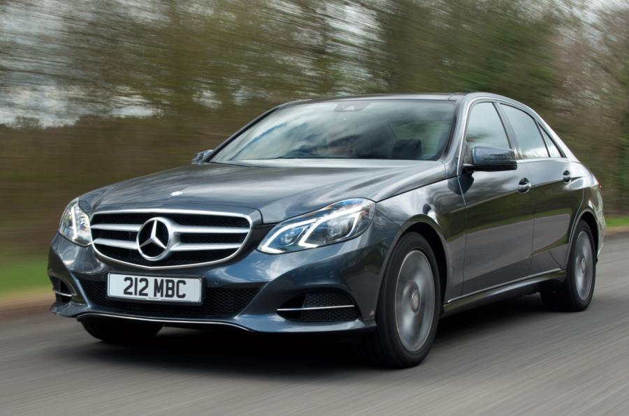 Самым популярным авто премиум-сегмента в Москве стал Mercedes Benz E-Class