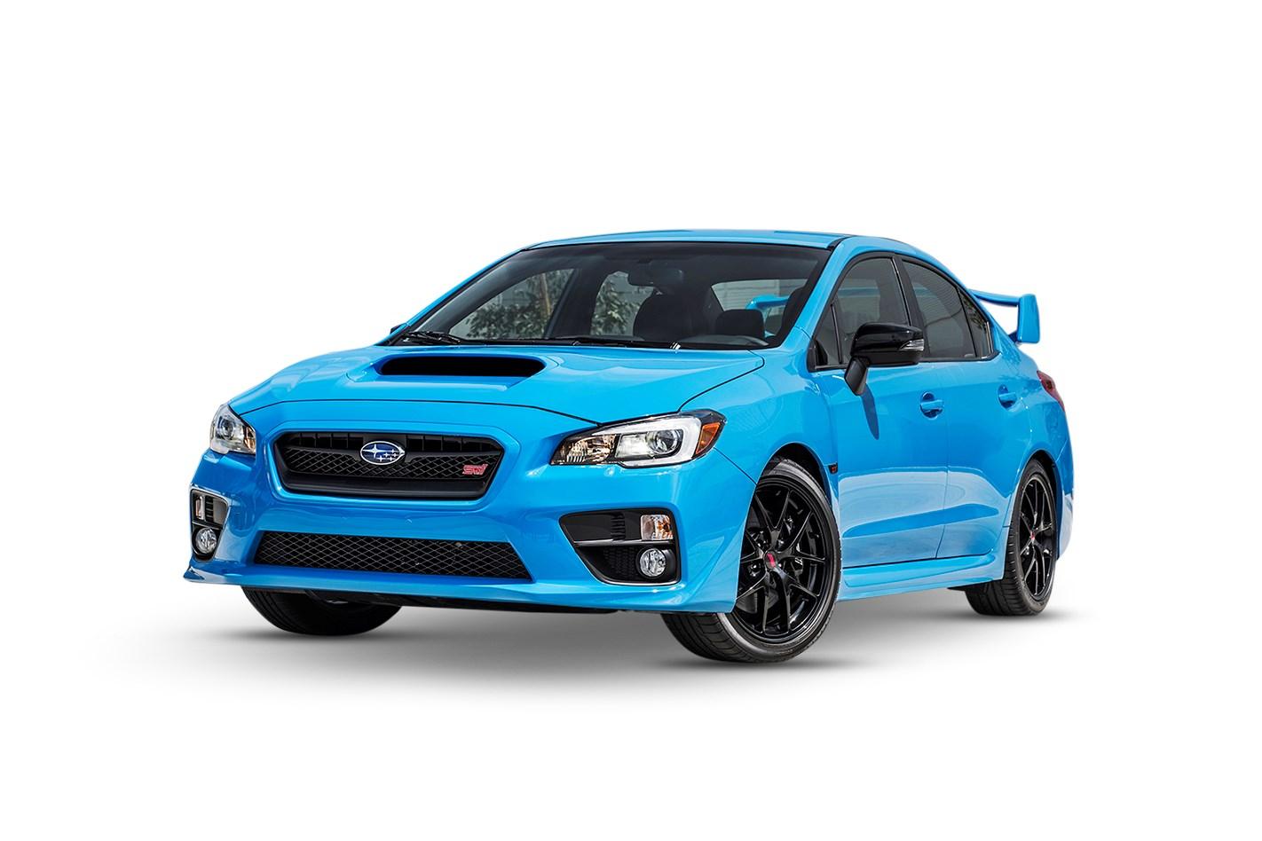 Обновленная Subaru WRX сохранит «механику» class=