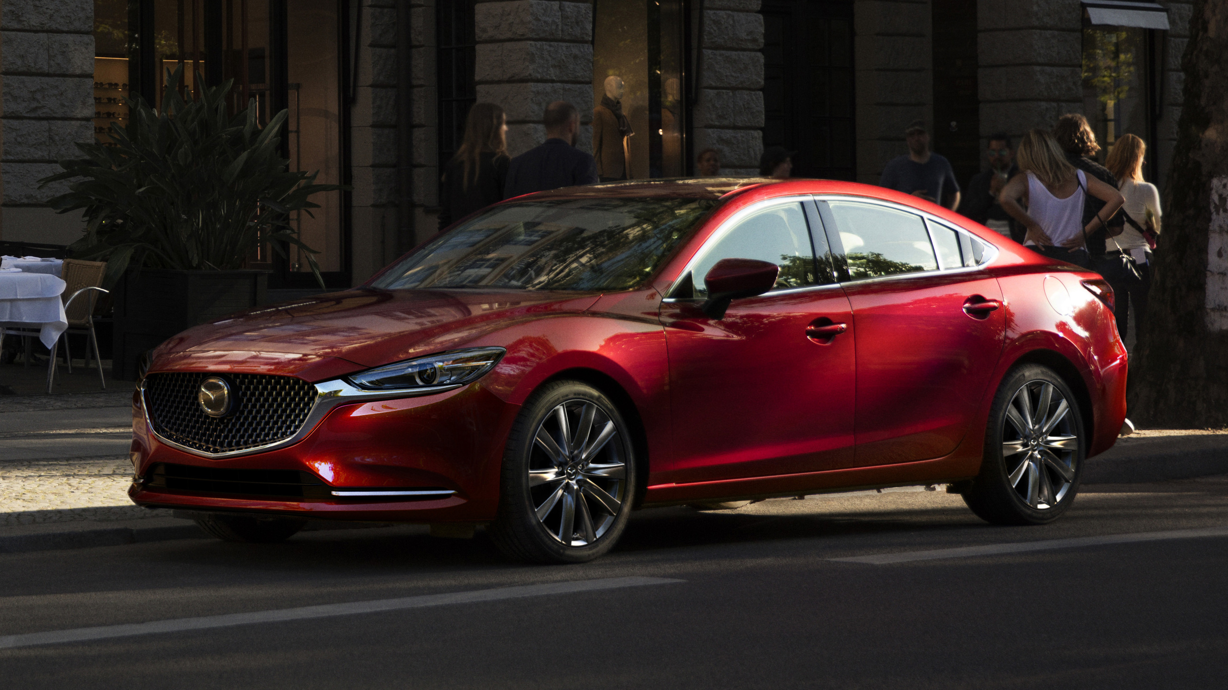 Самая дорогая Mazda