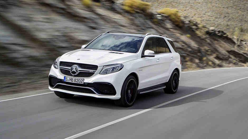 Benz в РФ - лидер в«большой германской тройке» повыручке