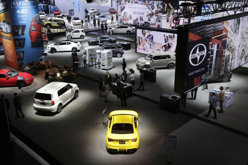 Винтернете появился список самых ожидаемых моделей автомобильное шоу вНью-Йорке