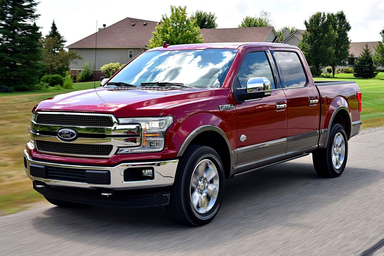 Форд отзывает сотни тыс. вседорожников из-за вероятной неисправности