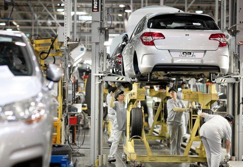 Выпуск легковых машин вУзбекистане вырос на45%