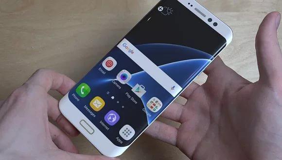 Мобильные телефоны Galaxy S8 иS8 Plus бьют рекорды попредзаказам