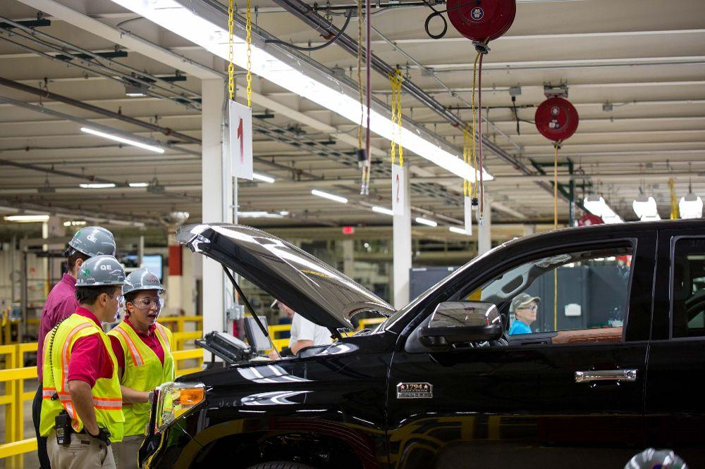 Тойота планирует вложить $1,3 млрд впроизводство вСША