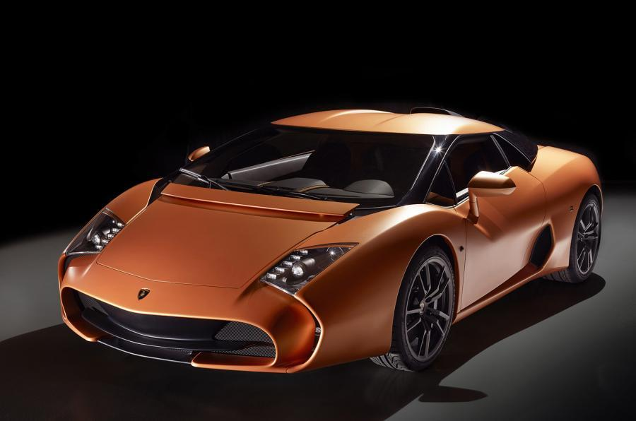 Ателье Zagato готовит эксклюзивный суперкар на базе Lamborghini Gallardo