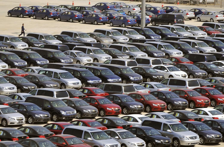 Специалисты спрогнозировали старение авто в Российской Федерации